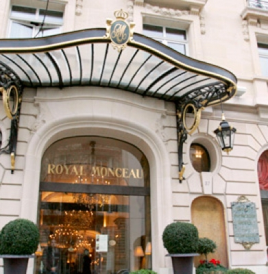 Palace Royal Monceau – Paris 8ème