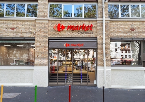Carrefour Market – Paris 11ème