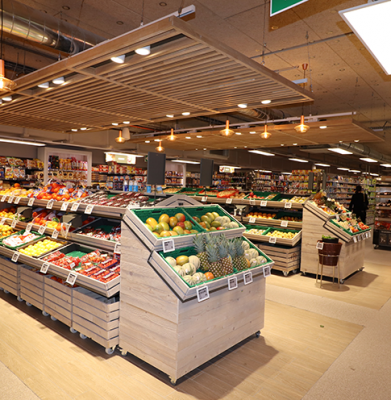 Carrefour Market – Paris 15ème