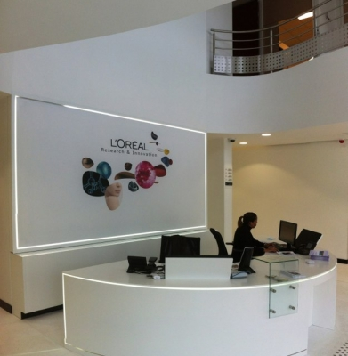 Centre de R&D L'Oréal – Chevilly-Larue (94)